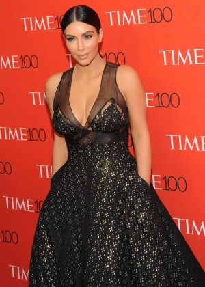 Kim Kardashian - TIME 100 Most Influential People In The World Gala in NYC