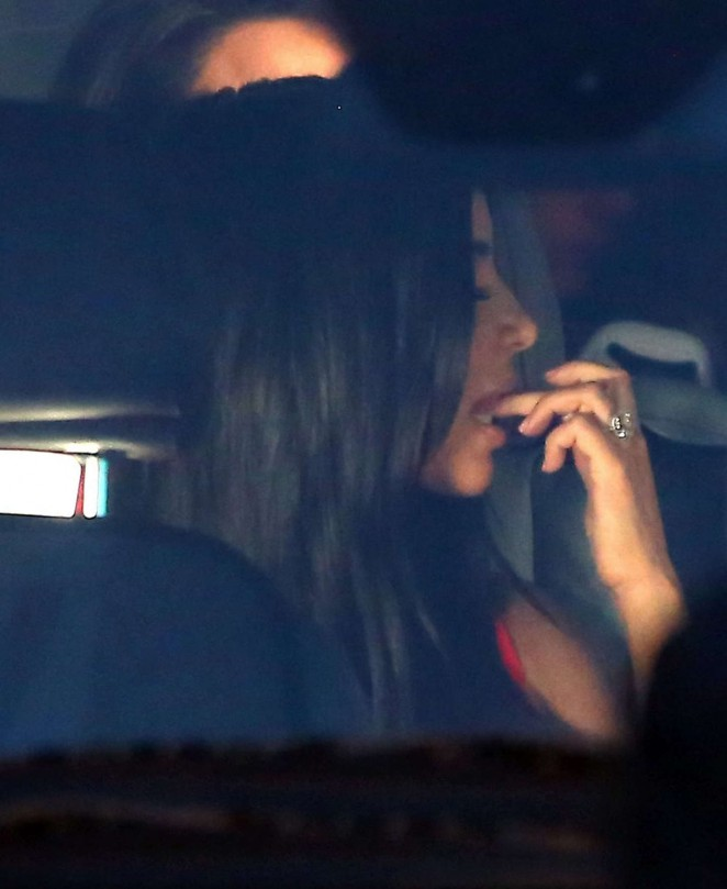 Kim Kardashian: Visiting the Armenian Genocide Memorial -20