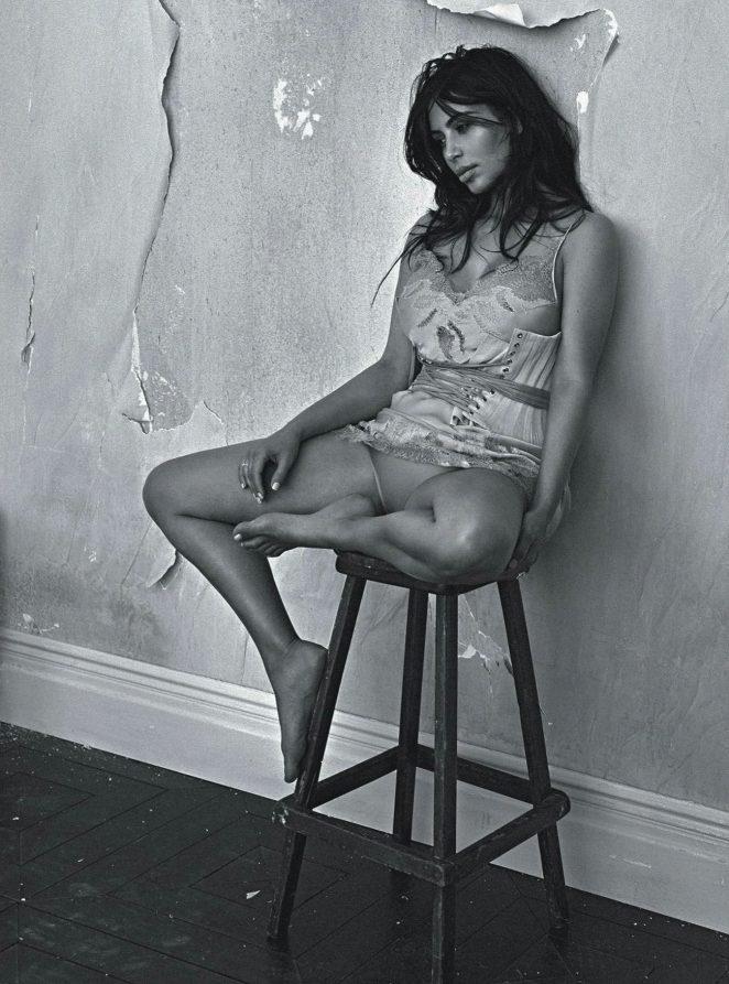 Kim Kardashian - Vogue Australia Magazine (June 2016)