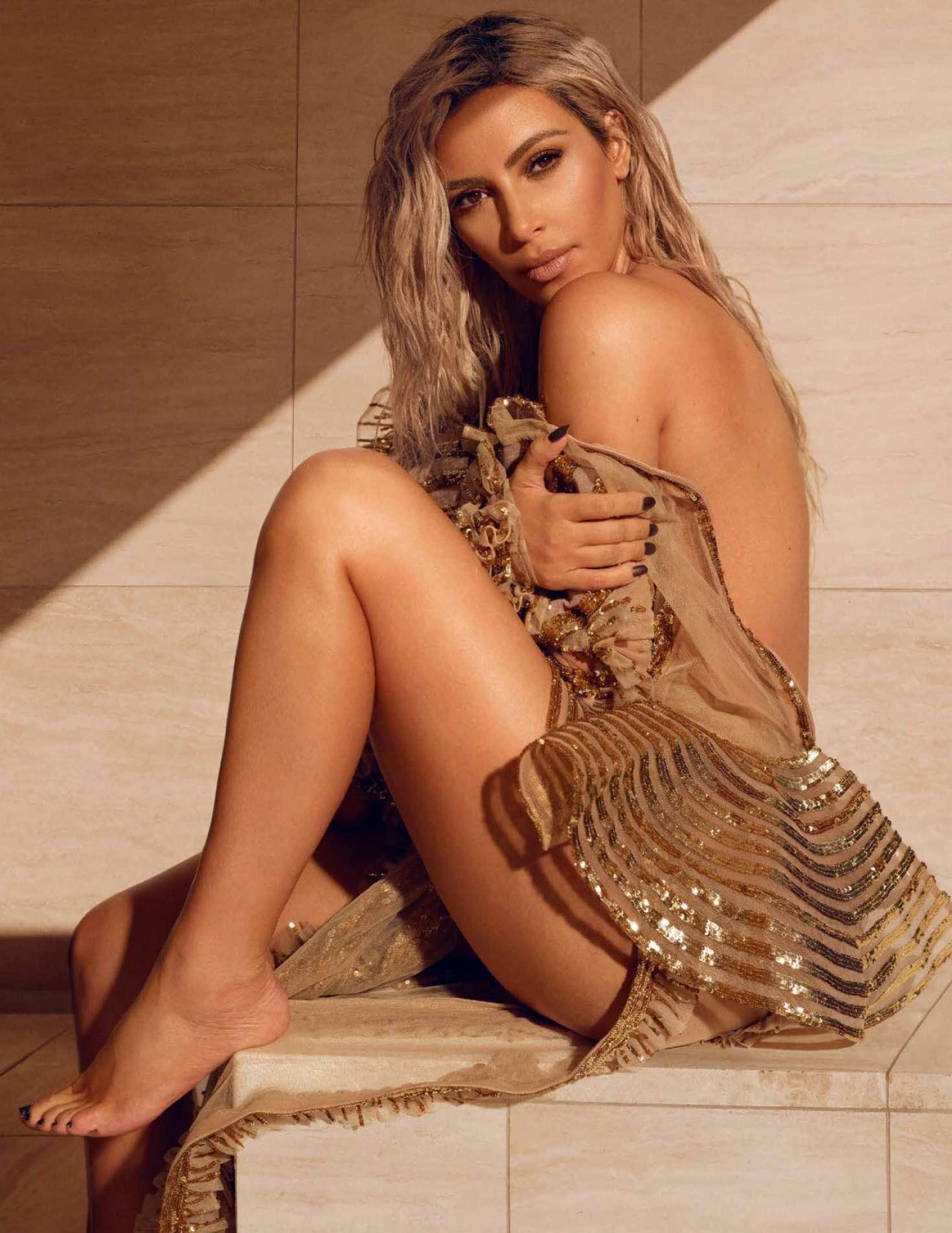 Kim Kardashian 2018 : Kim Kardashian: Vogue India 2018 adds -08
