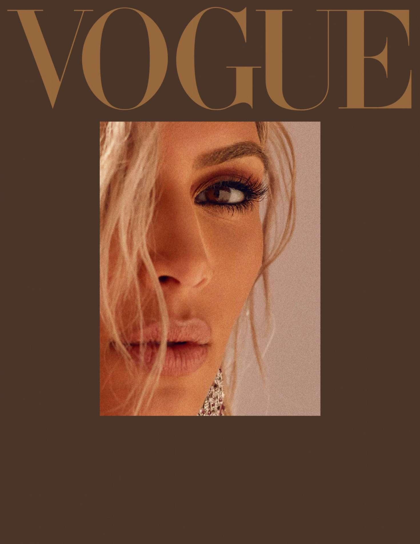 Kim Kardashian 2018 : Kim Kardashian: Vogue India 2018 adds -15