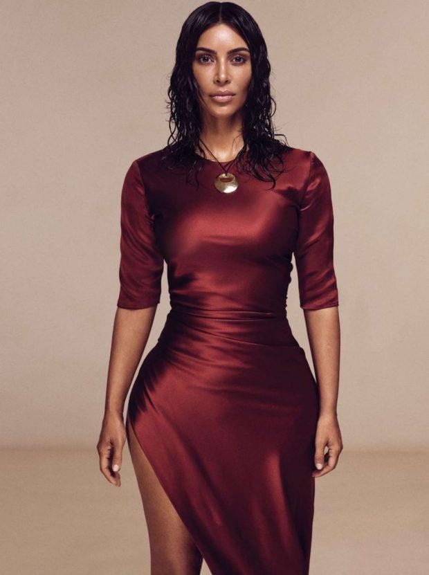 Kim Kardashian - Vogue Magazine (May 2019)