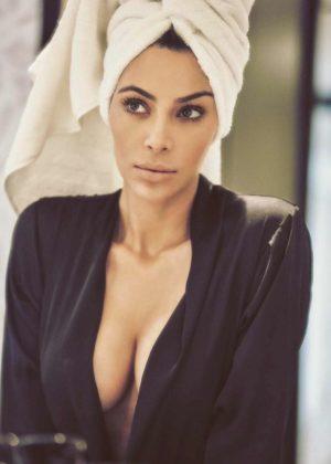 Kim Kardashian - Vogue Mexico Magazine (October 2017)