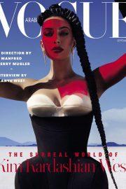 Kim Kardashian West - Vogue Magazine (Arabia - September 2019)