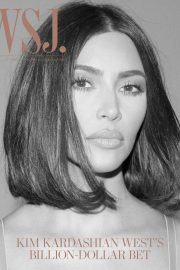 Kim Kardashian West - WSJ. Magazine August 2019