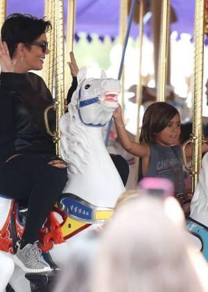 Kim Kardashians: Celebrate Penelopes 3rd Birthday -02
