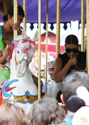 Kim Kardashians: Celebrate Penelopes 3rd Birthday -12