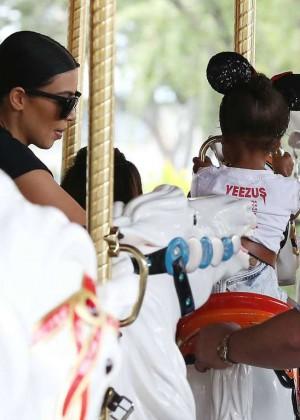 Kim Kardashians: Celebrate Penelopes 3rd Birthday -22
