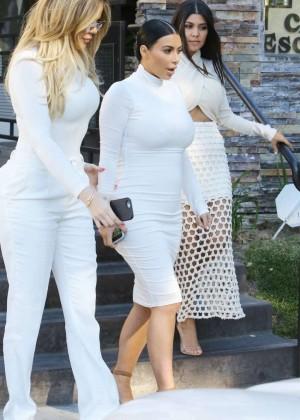 Kim Kardashians: Celebrate Penelopes 3rd Birthday -26