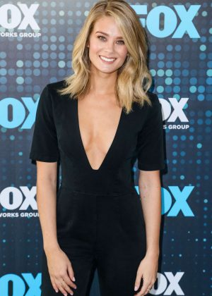 Kim Matula - 2017 FOX Upfront in NYC