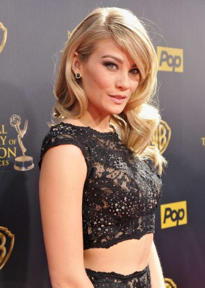 Kim Matula - 2015 Daytime Emmy Awards in Burbank