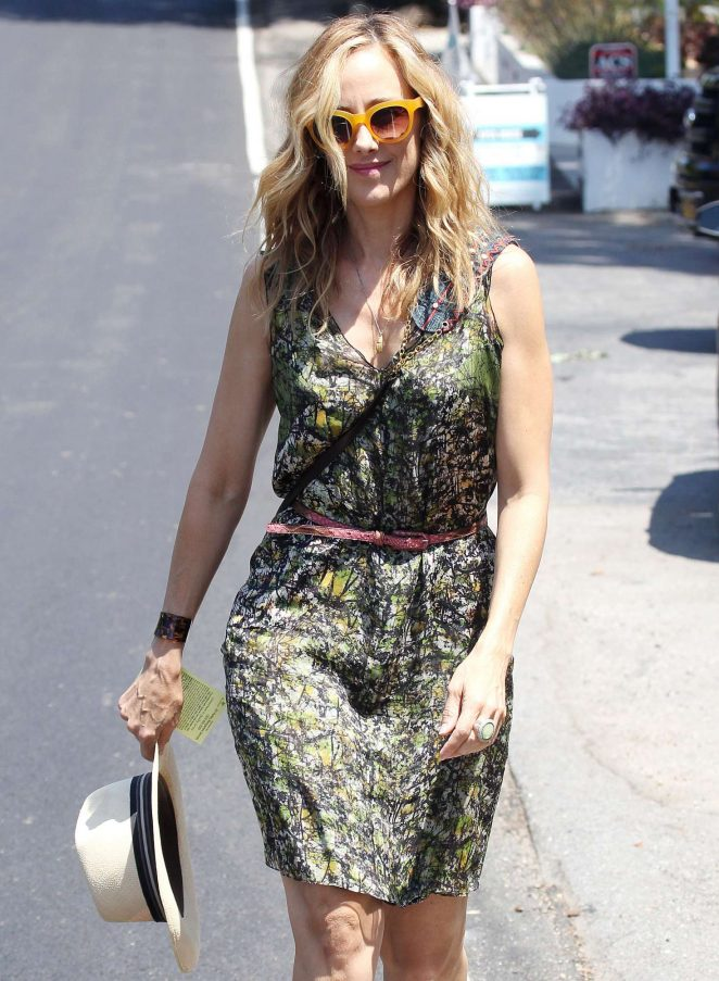Kim Raver - Attends InStyle's 'Day of Indulgence' Party in Brentwood