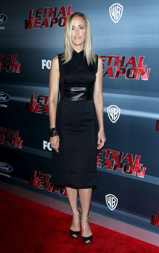 Kim Raver - 'Lethal Weapon' Premiere in Los Angeles