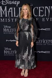 Kim Raver - 'Maleficent: Mistress of Evil' Premiere in Los Angeles