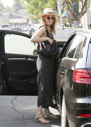 Kim Raver - Out in Los Angeles