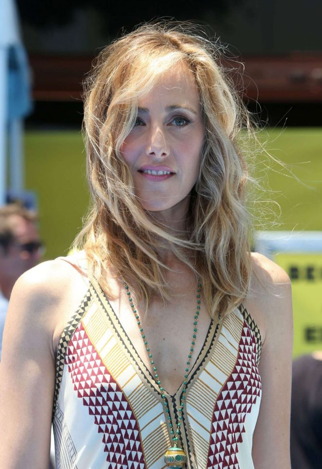 Kim Raver - 'The Emoji Movie' Screening in New York