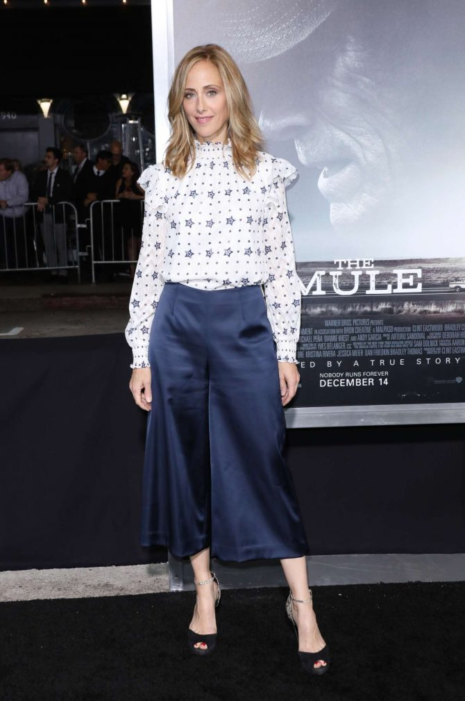 Kim Raver - 'The Mule' Premiere in Los Angeles