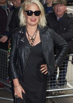 Kim Wilde - Ivor Novello Awards 2017 in London