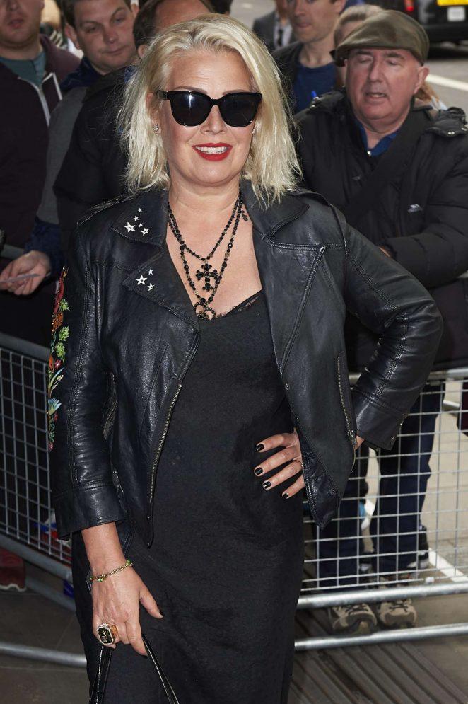 Kim Wilde - Ivor Novello Awards 2017 in London