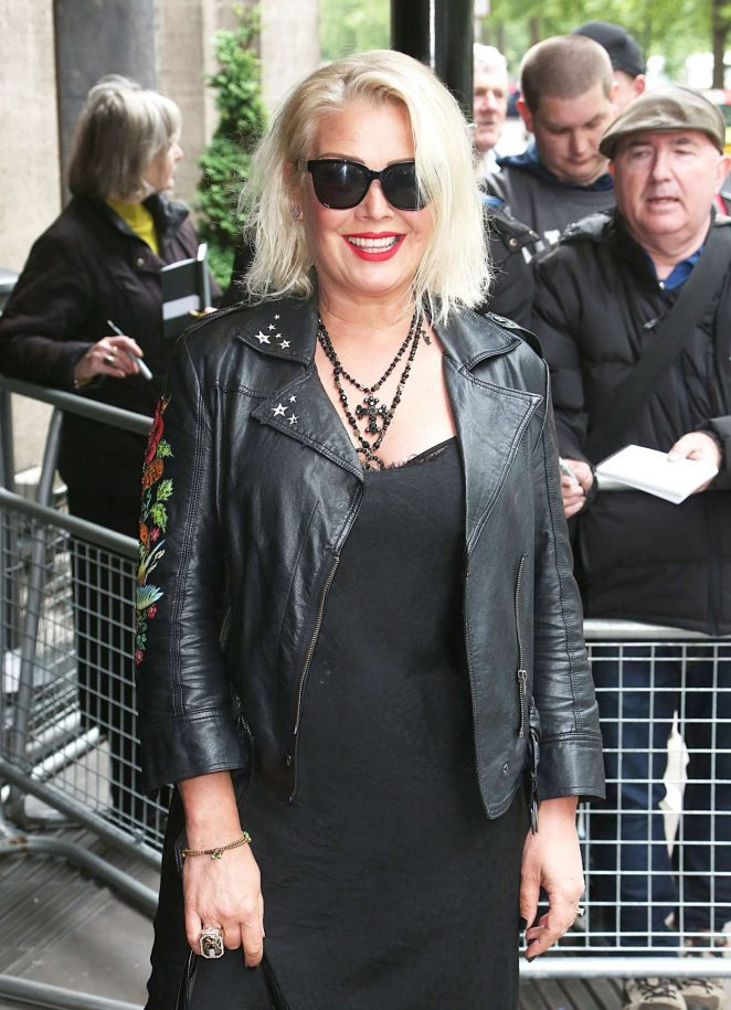 Kim Wilde: Ivor Novello Awards 2017 -08