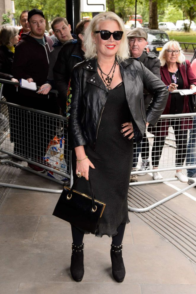 Kim Wilde: Ivor Novello Awards 2017 -16