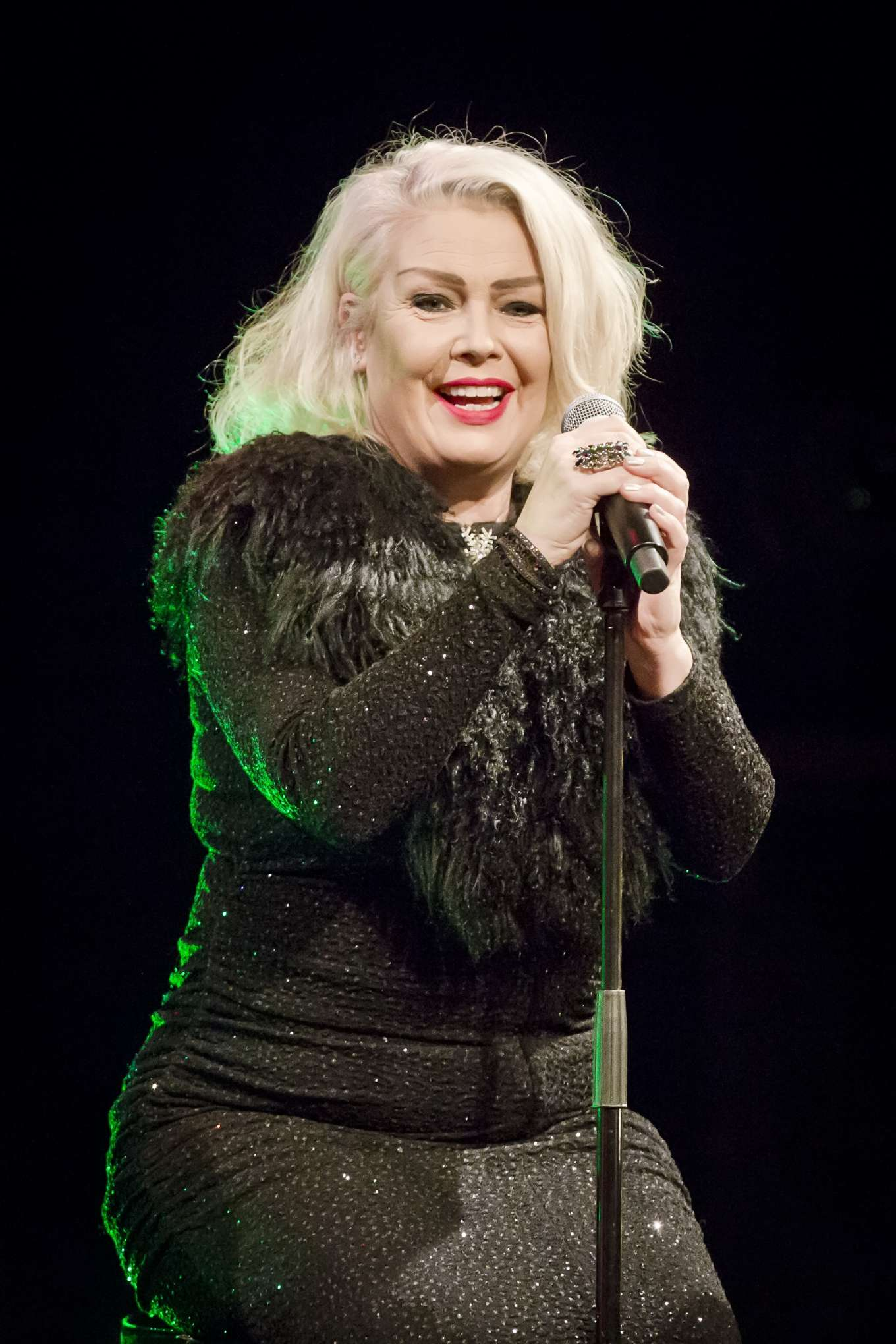Kim Wilde 2019 : Kim Wilde – Performs Live During a Concert-06