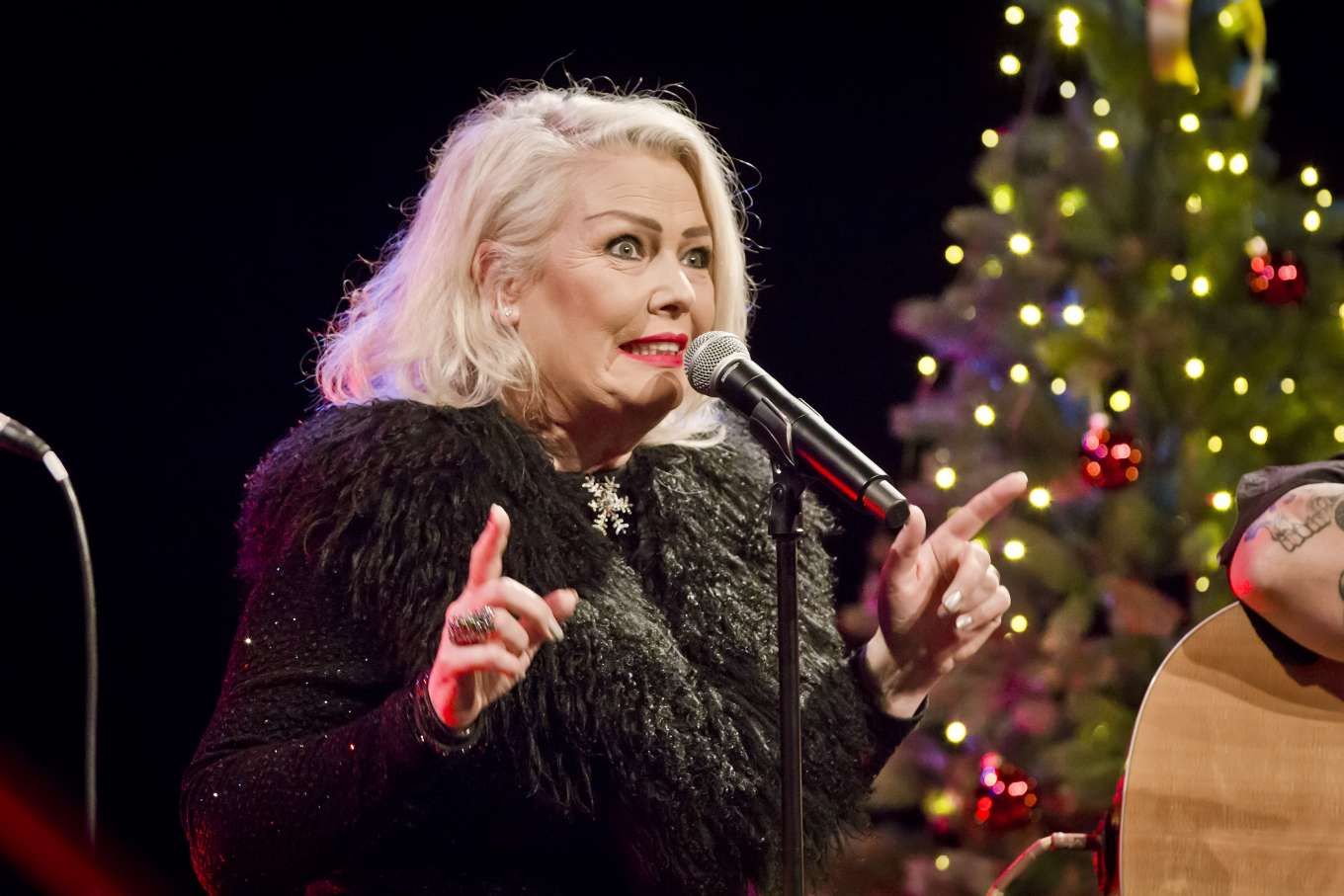 Kim Wilde 2019 : Kim Wilde – Performs Live During a Concert-07