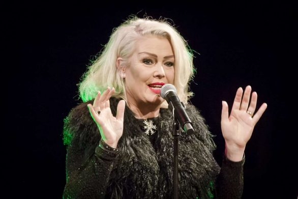Kim Wilde 2019 : Kim Wilde – Performs Live During a Concert-10