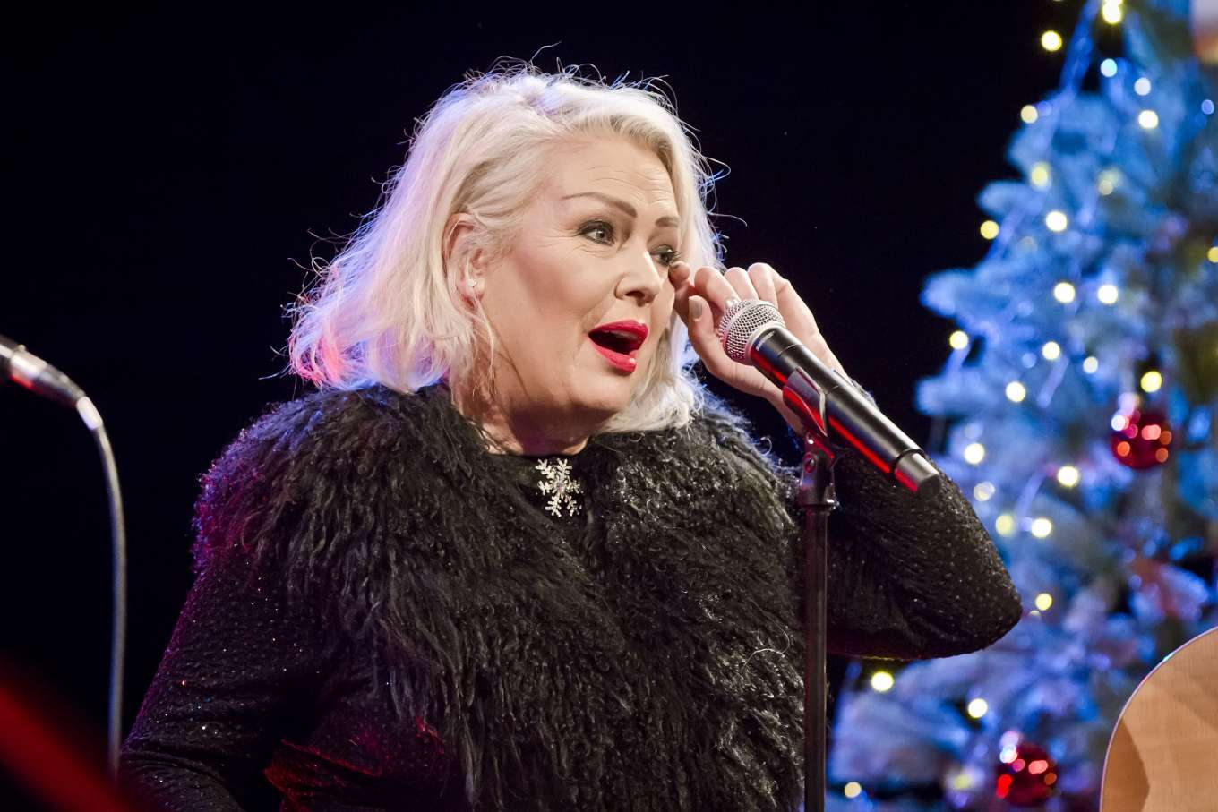Kim Wilde 2019 : Kim Wilde – Performs Live During a Concert-11