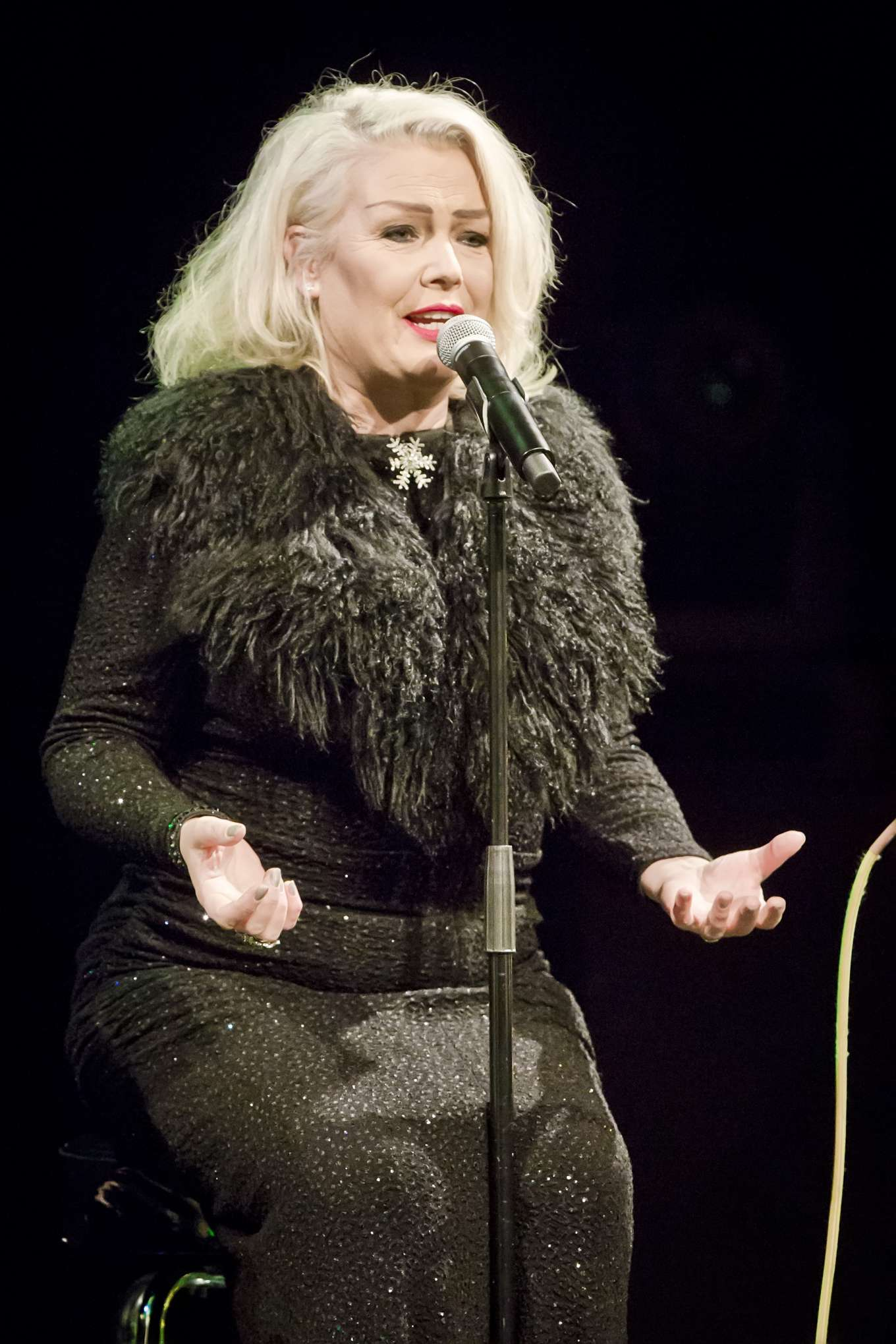 Kim Wilde 2019 : Kim Wilde – Performs Live During a Concert-13