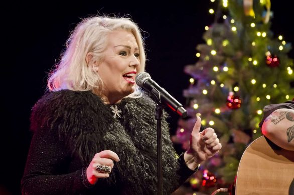 Kim Wilde 2019 : Kim Wilde – Performs Live During a Concert-14