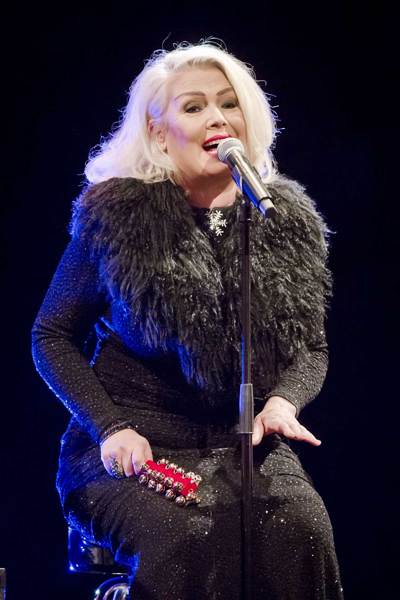 Kim Wilde 2019 : Kim Wilde – Performs Live During a Concert-16