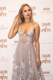 Kimberley Garner - 2019 Chain Of Hope Gala Ball in London
