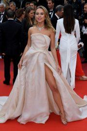 Kimberley Garner - 'A Hidden Life' Premiere at 2019 Cannes Film Festival