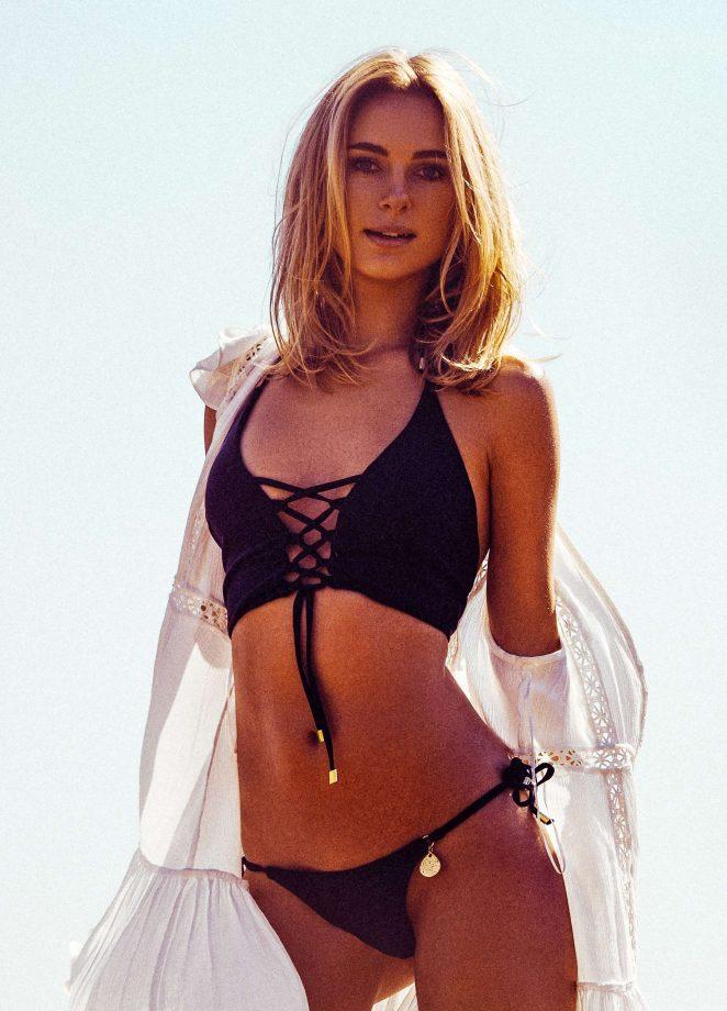 Kimberley Garner - Bikini Collection in Antigua