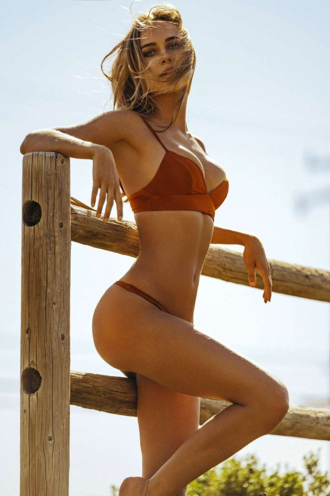 Kimberley Garner - Bikini Photoshoot