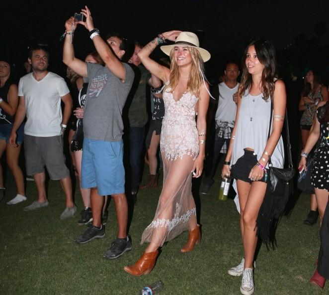 Kimberley Garner: Coachella Music Festival Day 3 -02