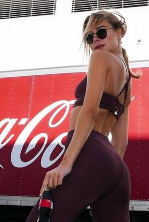 Kimberley Garner - Coca Cola 2021