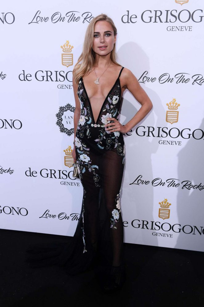 Kimberley Garner – De Grisogono Party at 70th Cannes Film Festival in France