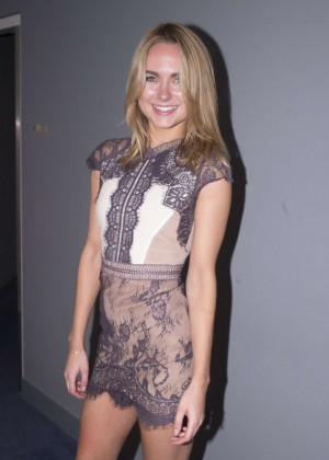Kimberley Garner - 'Eating Happiness' Screening in London