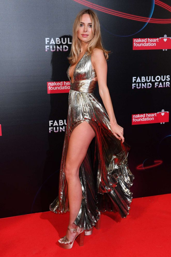 Kimberley Garner: Fabulous Fund Fair Gala 2018 -09
