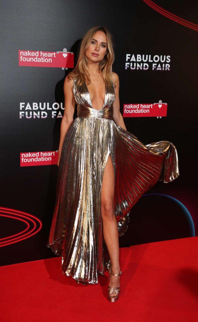 Kimberley Garner: Fabulous Fund Fair Gala 2018 -35
