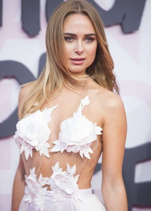 Kimberley Garner - Fashion for Relief Show 2018 in Cannes