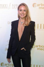 Kimberley Garner - HFPA & Participant Media Honour Hep Refugees in Cannes