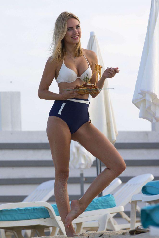 Kimberley Garner in Bikini in Saint Tropez