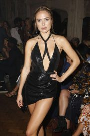 Kimberley Garner - Julien Macdonald Fashion Show at London Fashion Week