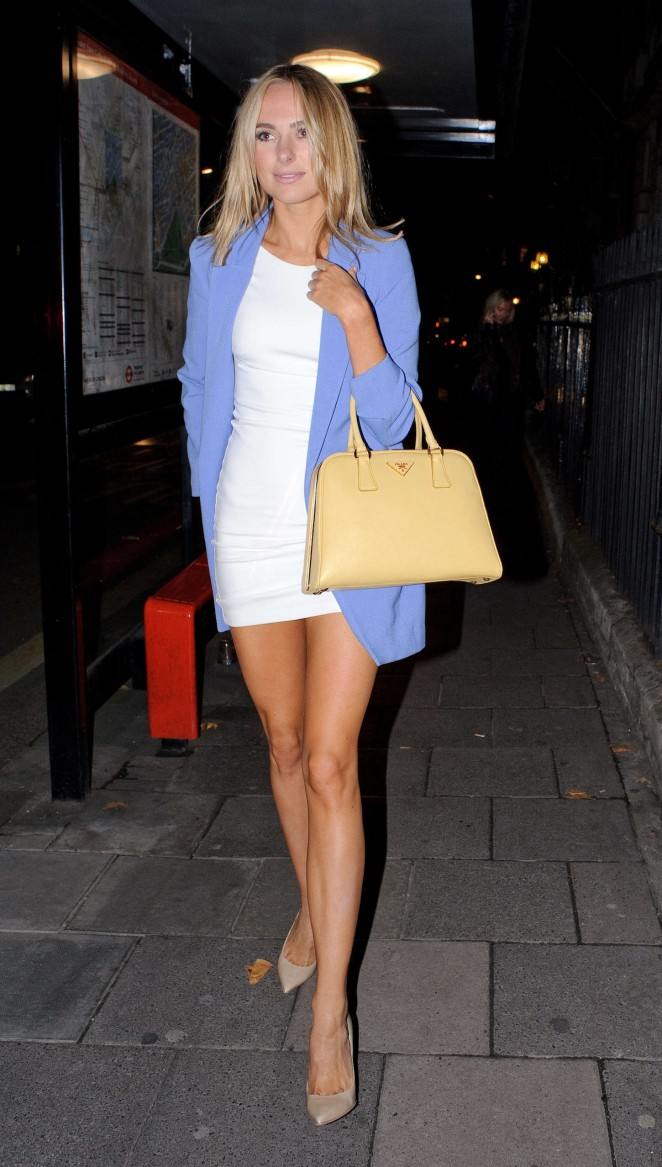 Kimberley Garner Night out -01