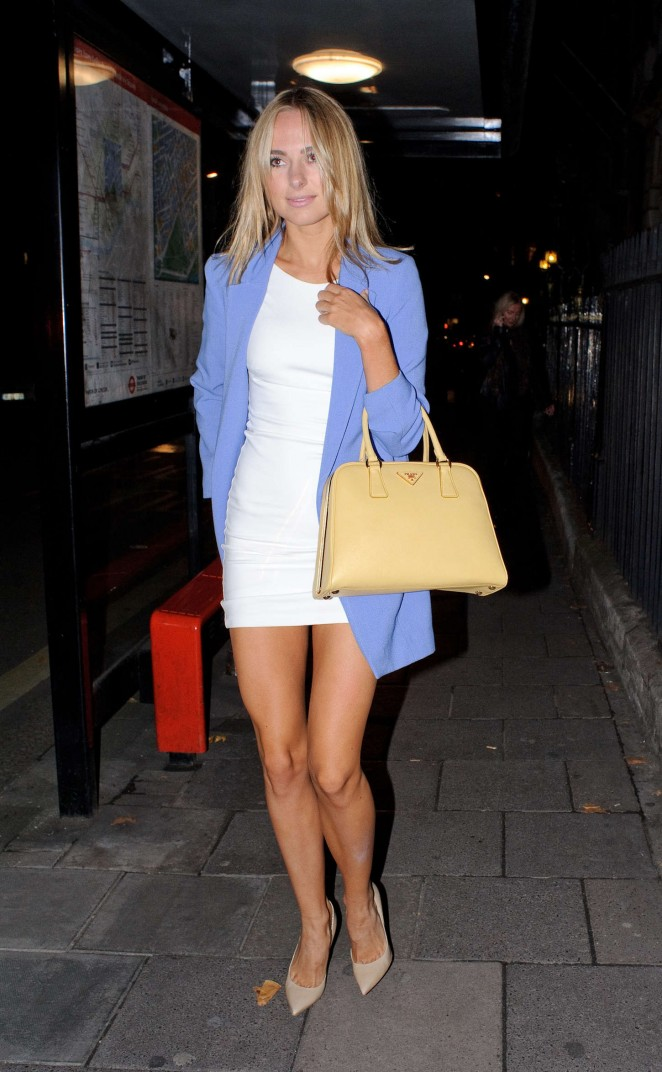 Kimberley Garner Night out -03