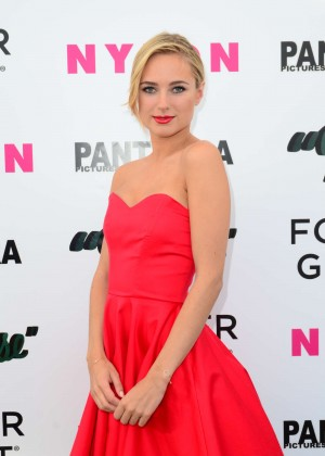 Kimberley Garner - NYLON 'Muse' Magazine Party in Cannes