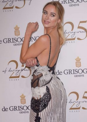 Kimberley Garner - Pictured at De Grisogono Party In Cannes